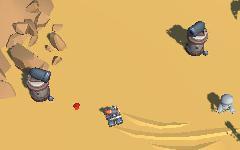 Rocket tank - скрин 1