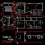 Cartoon Race - Tanker Draw