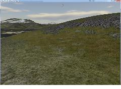 terrain screen
