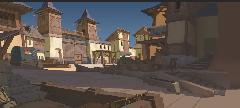Ash of Gods: The Albus city