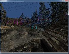 Terrain Marine bug 2