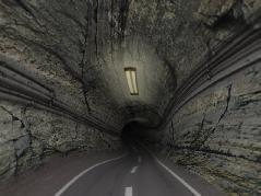 Tunnel Culling Back