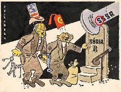Захват Сирии