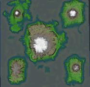 Версия карты мира