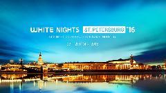 В Санкт-Петербурге стартует 10-я White Nights.