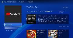 YouTube TV выходит на PS4.