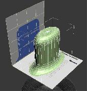 Здание в 3D