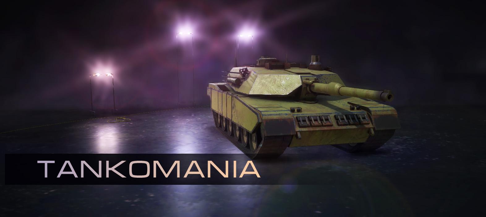 tm_title | Tankomania
