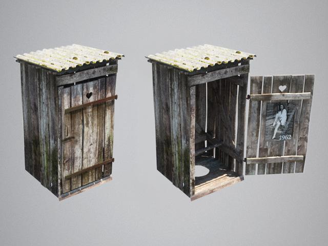 toilet | 3d моделлер