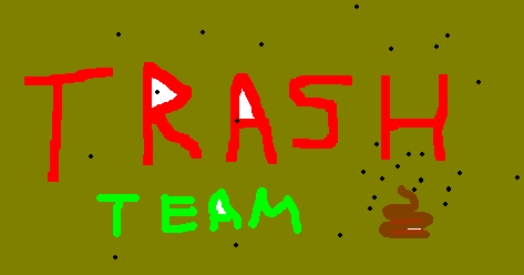 Trash Team Logo | TRASH TEAM