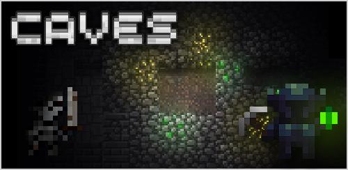 Logo   Caves [Roguelike] [Android] (0.94.6.5 куча нововведений)