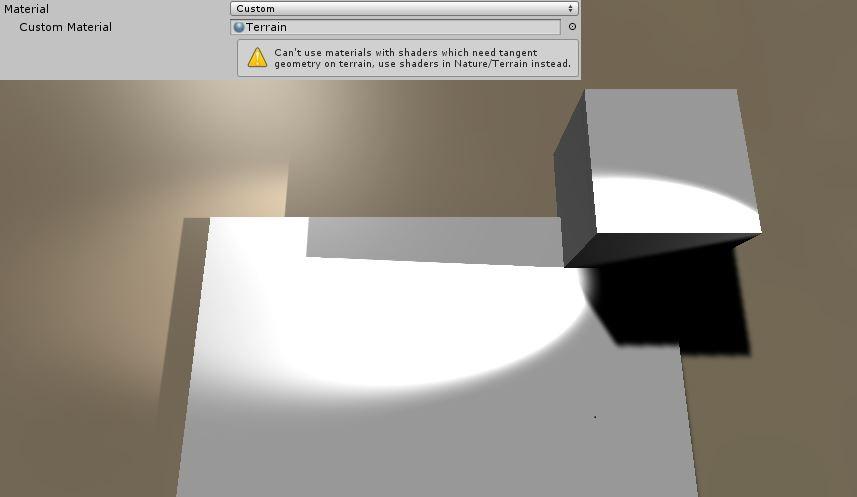 Unity5Shadows   Unity3d - ограничения