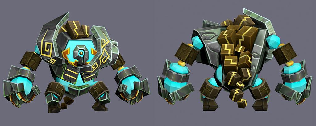 Golem_01 | 3D artist