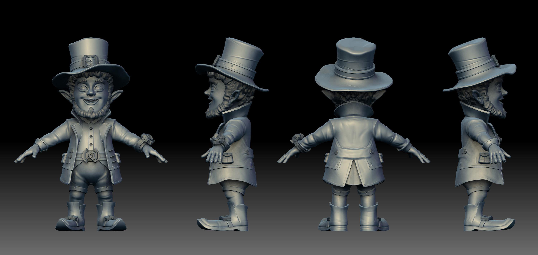 Leprechau_hi | 3D artist