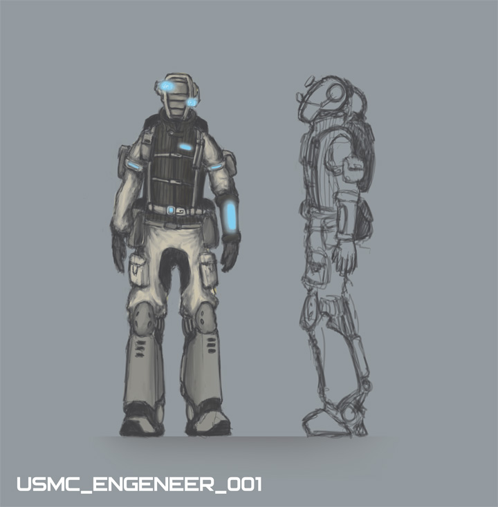 Engineer | Проб.XM
