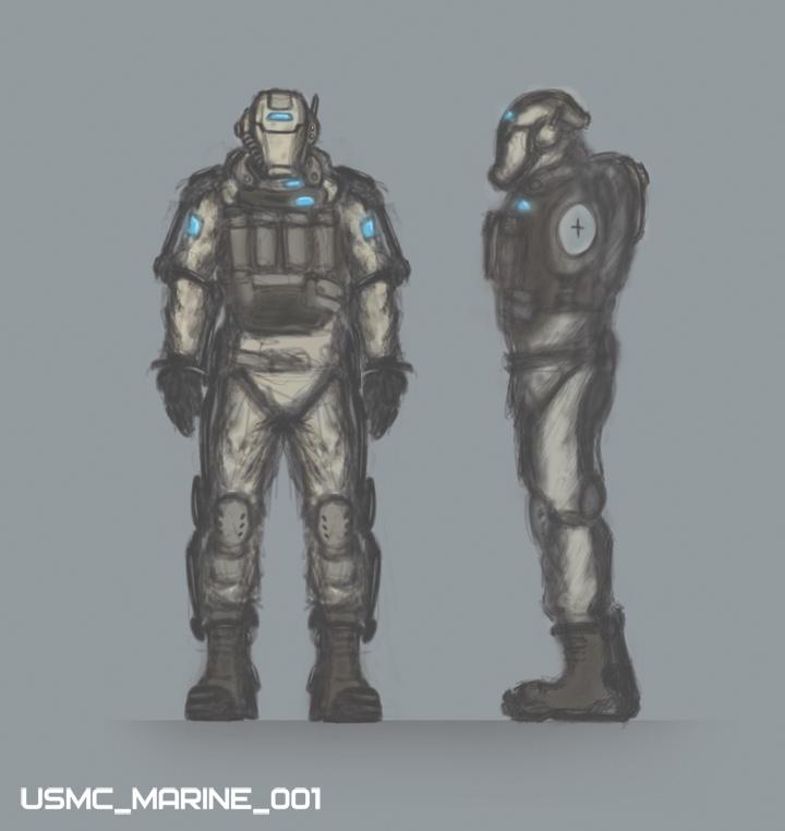Plakat_Marine | Проб.XM