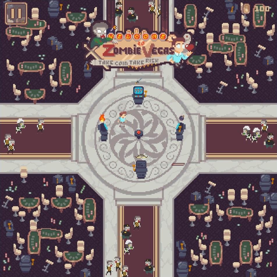 Vegas | Ищу pixel art художника для доработки проектов
