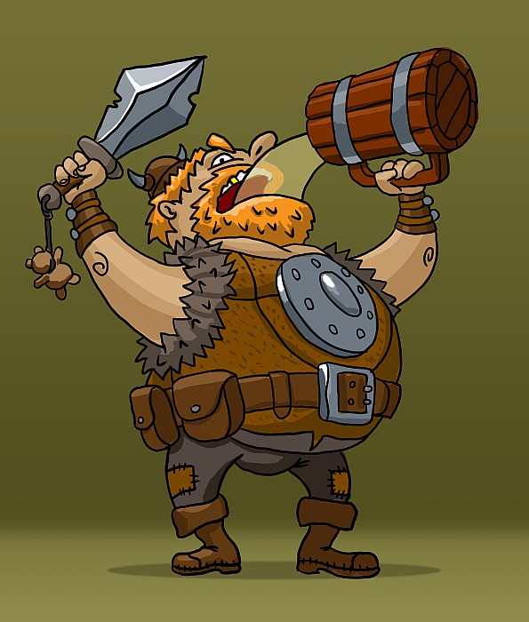 viking2 | Мешок хлопушек