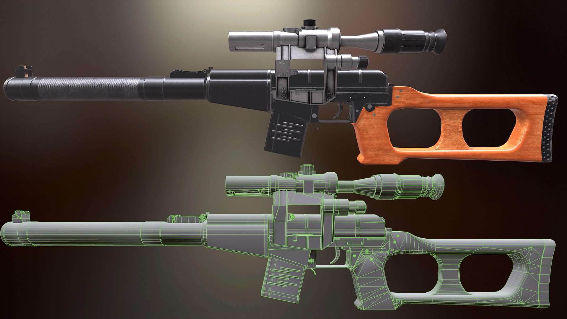 Винтарь1   3D Artist