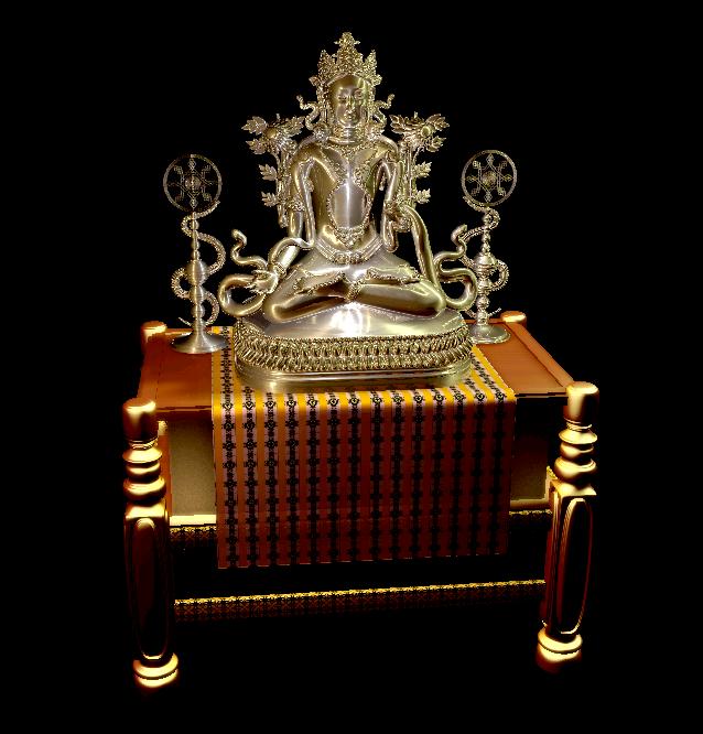 VishnuStatue | 3d Art погроммиста