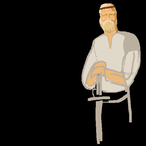 Волкодав_WIP5 | Попытки рисовать (пиксель арт)