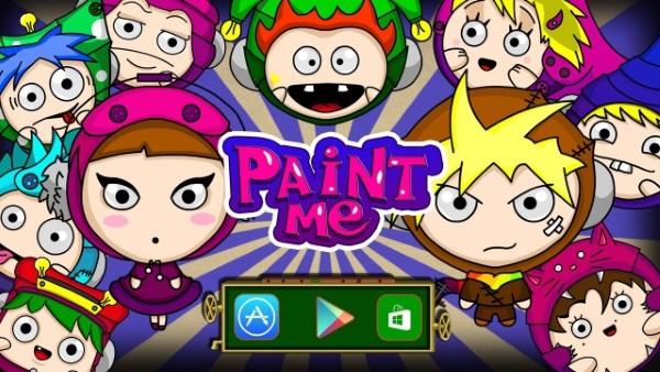 PaintMe - main | Paint Me