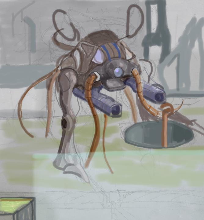 war_bot3 | Рисую