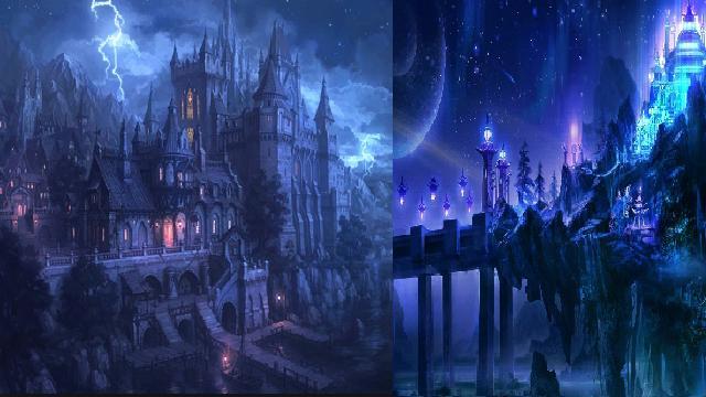warlock castle vs wizard castle fantasy | как разрабатывать игру фантом