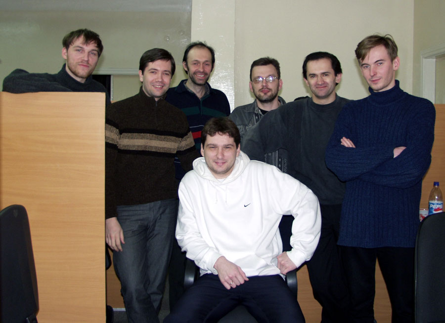 wat и команда разработки игры Stalker