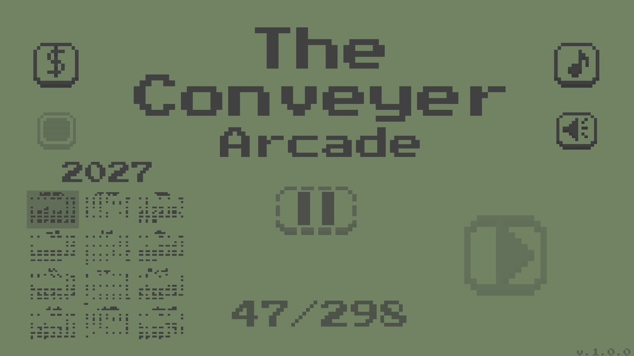 screen2 | [Android] The Conveyer Arcade