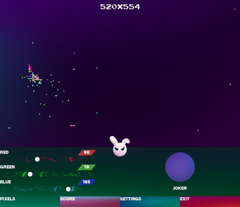 IPB Screen 1   Infinite Pixel Battles