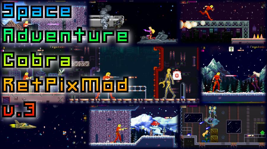 WinRelease | Space Cobra RetPixMod