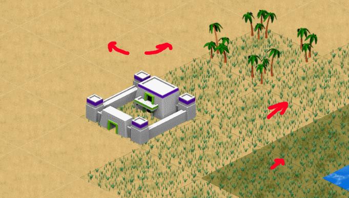 WiseReign_LinearFilteringProblem | ⏳ Turn-Based Kingdom: Ancient Egypt [Пошаговая экономическая стратегия / Градостроитель]