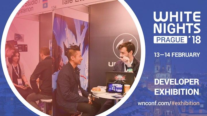 wnconf_prag_2018 | Последняя возможность подать заявку на выставку разработчиков White Nights.