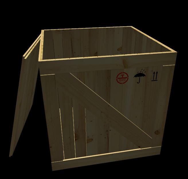 Wood_Crate | Делимся моделями! :)