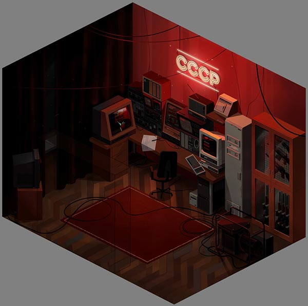 workRoom | The Dark Lot / Hospital Bed / Crumbling Towers / Scrollonoid / Redeemer | В разработке #91