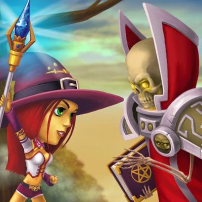 Ico | Castle Wars II