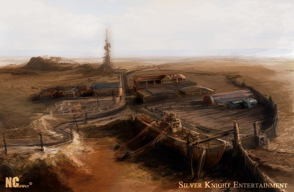 "Wulla's concept art | UPDATED 13/10/15 Postnuclear RPG (двиг. готов) ""REVIVAL"" Нужны люди в команду"