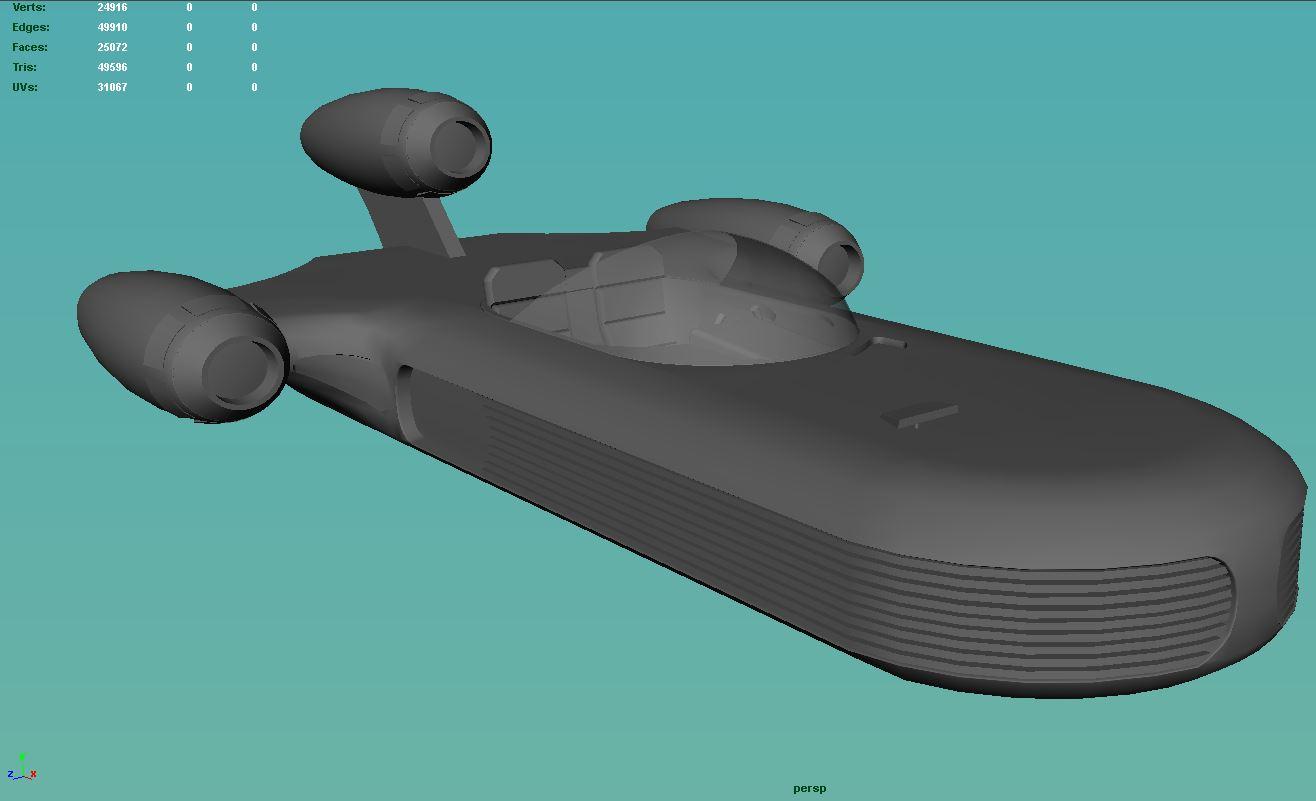 x-34_12rf | 5 копеек в копилку звёздных войн