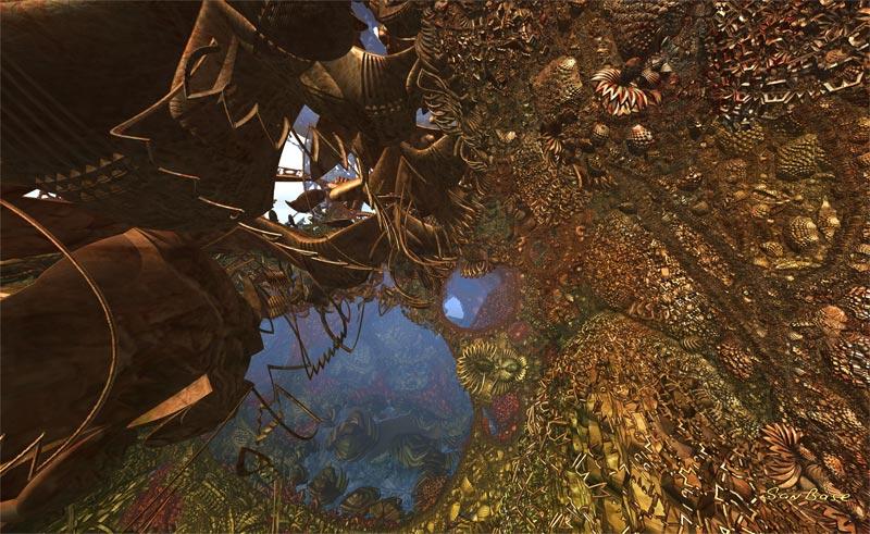 x1583 | Фрактальный игровой мир