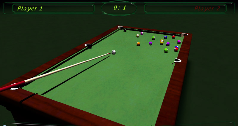 XNABILLIARD2 | XNA Billiard