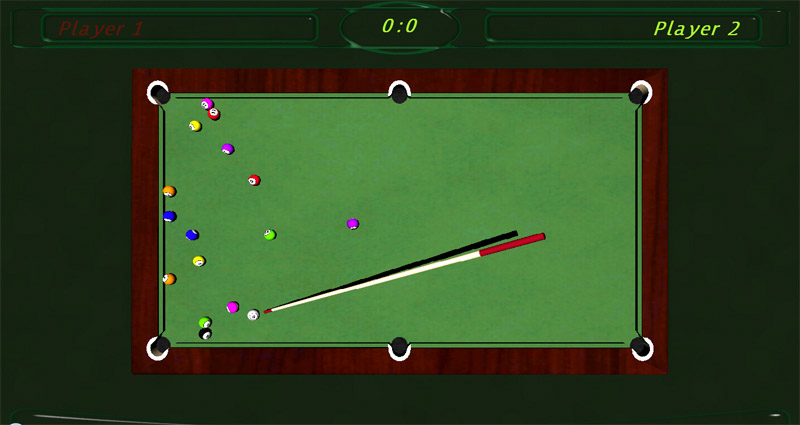 XNABILLIARD3 | XNA Billiard