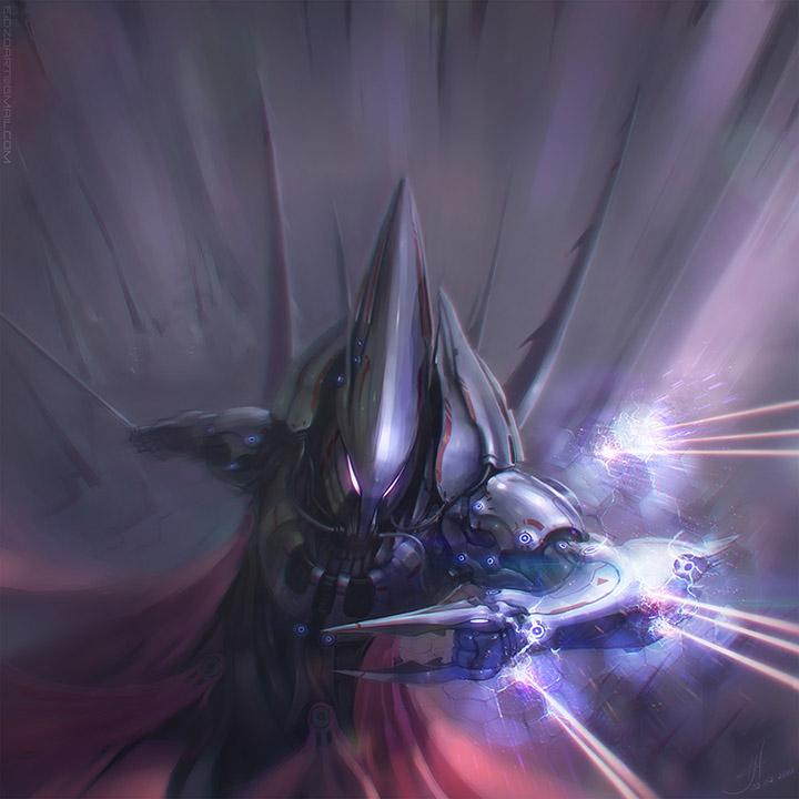 sci-fi | ◄2D художник/2D artist/Concept artist►[Sci-fi, fantasy, средневековье, post-apocalyptic и т.д.]